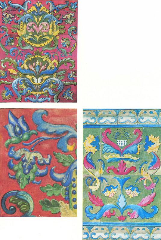 Реконструкция русской печи 17 века Ю.П. Спегальского