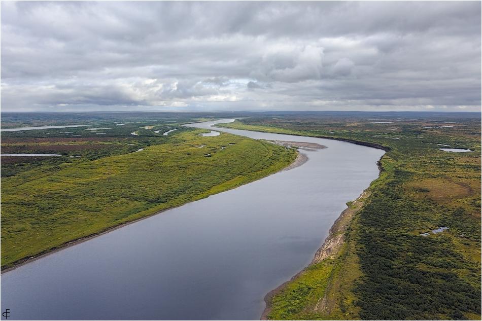 Полуостров Таймыр
