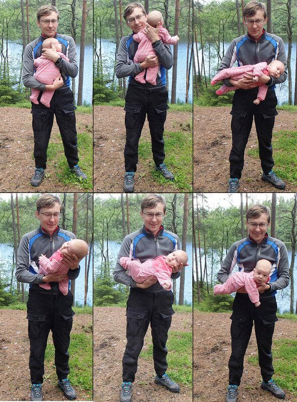 наши способы укачивания младенца