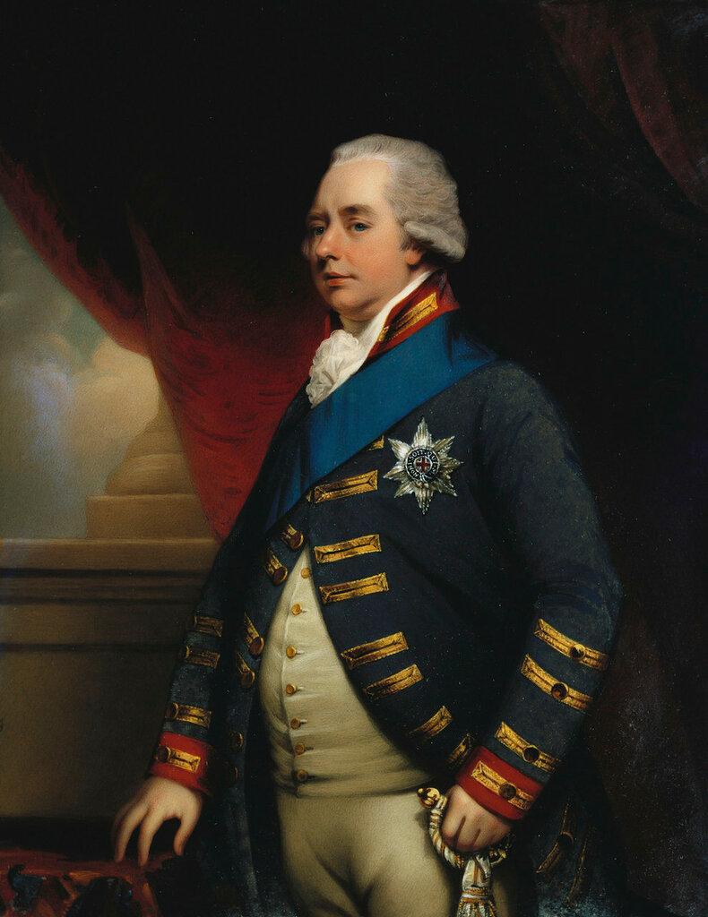 Уильям V (1748-1806), принц Оранский (после Хоппнеру)