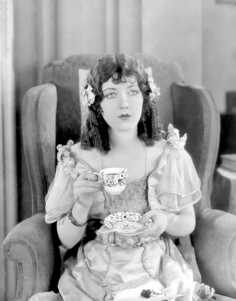 1925: Marion Davies ( 1897 - 1961) starring in 'Lights Of Old Broadway', an MGM film.