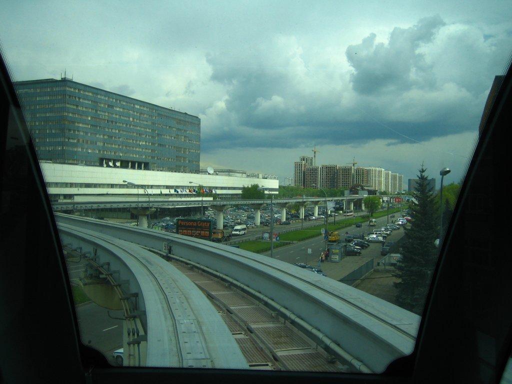 Телецентр «Останкино», Строящийся жилой комплекс «Седьмое небо»