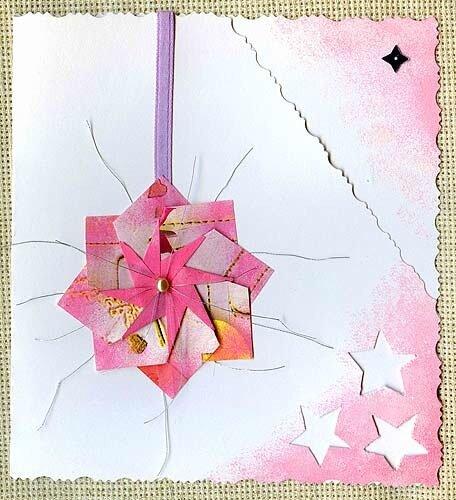 Днем, смотреть открытки оригами