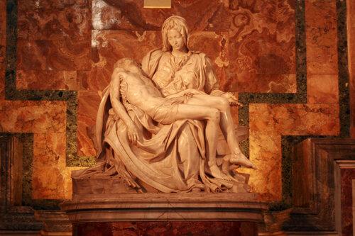 Прогулка по Ватикану - Я вернулся из отпуска
