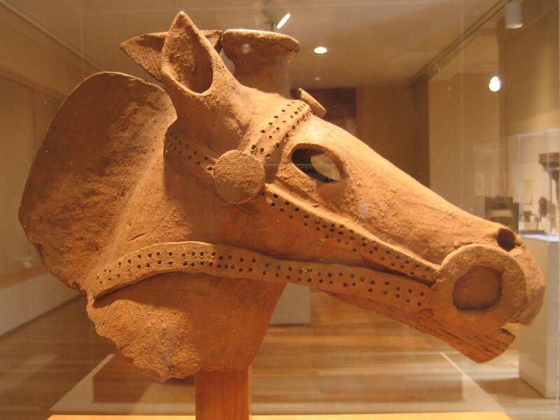Японский конь