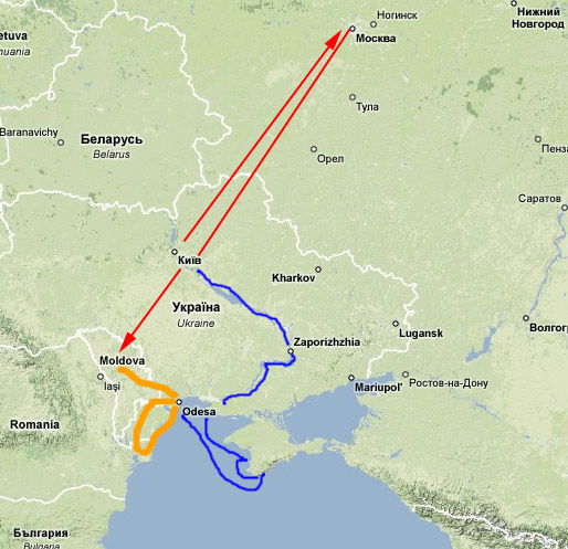 Yandex карта киев - 6