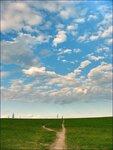 родные пейзажи-2* Облака