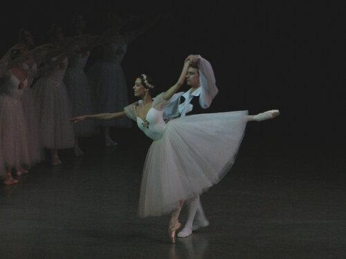 """Балет """"Шопениана"""""""