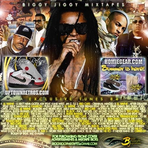 Biggy Jiggy Mixtapes - Exclusive Tunes 84 (2009)