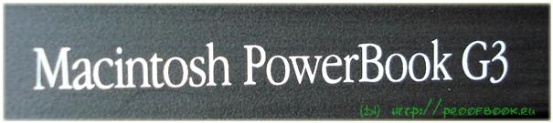 Ретро: Apple Macintosh Powerbook G3. Назад в прошлое
