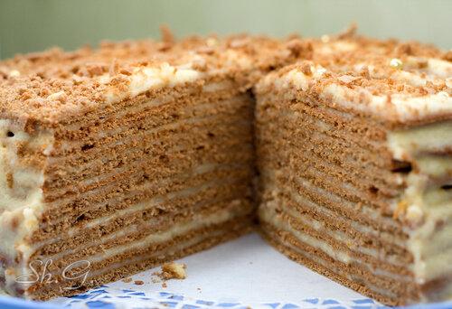 Испечь торт в домашних условиях с фото 890