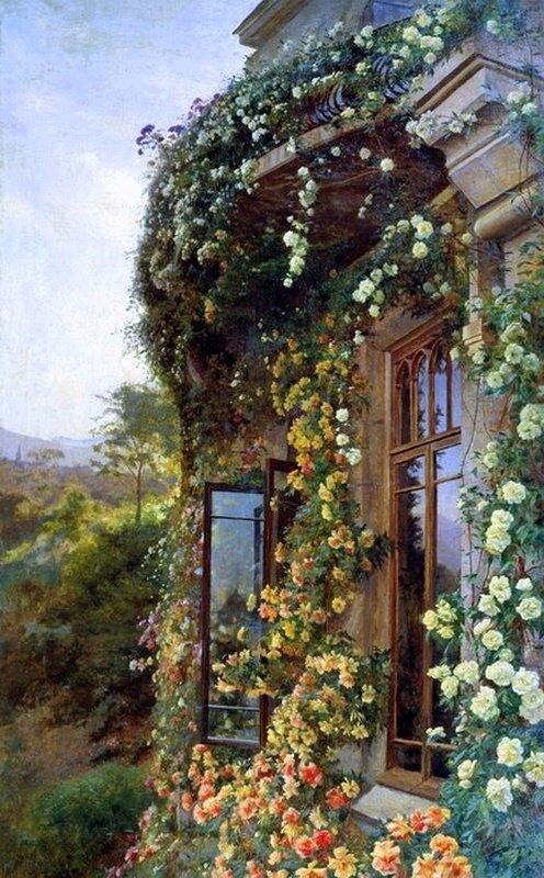 IOSIF KRACHKOVSKIY Как хороши, как свежи были розы