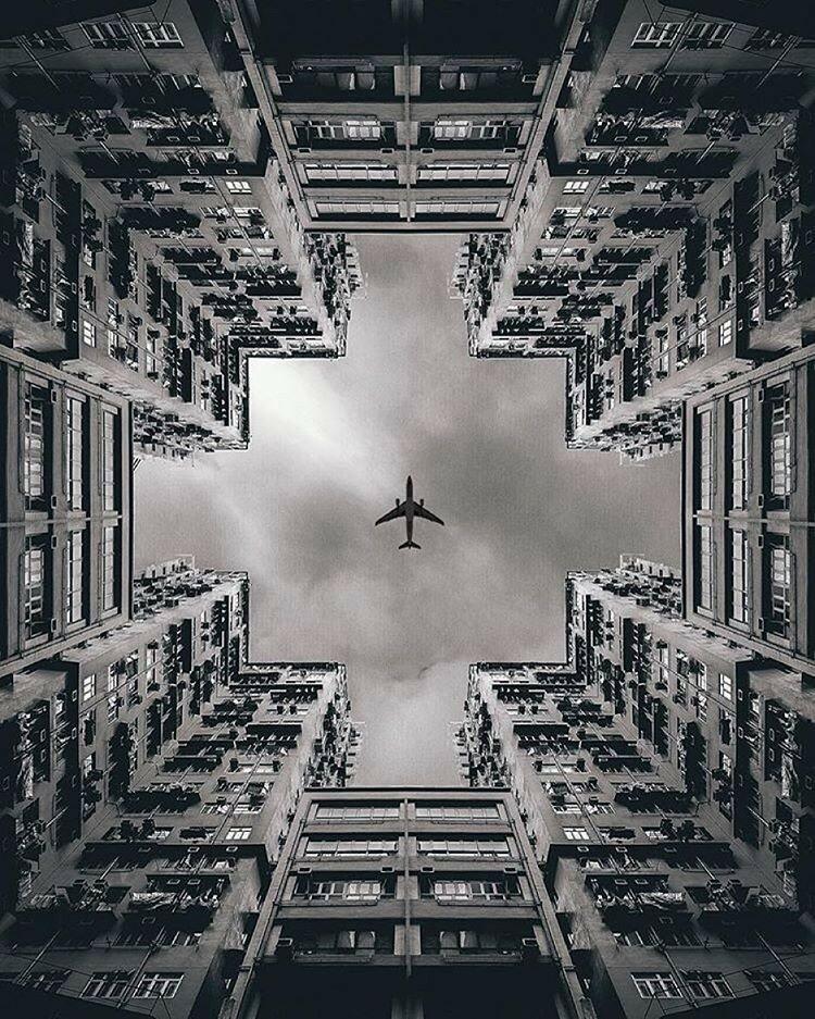 Vanishing point, Symmetrical Monsters.jpg