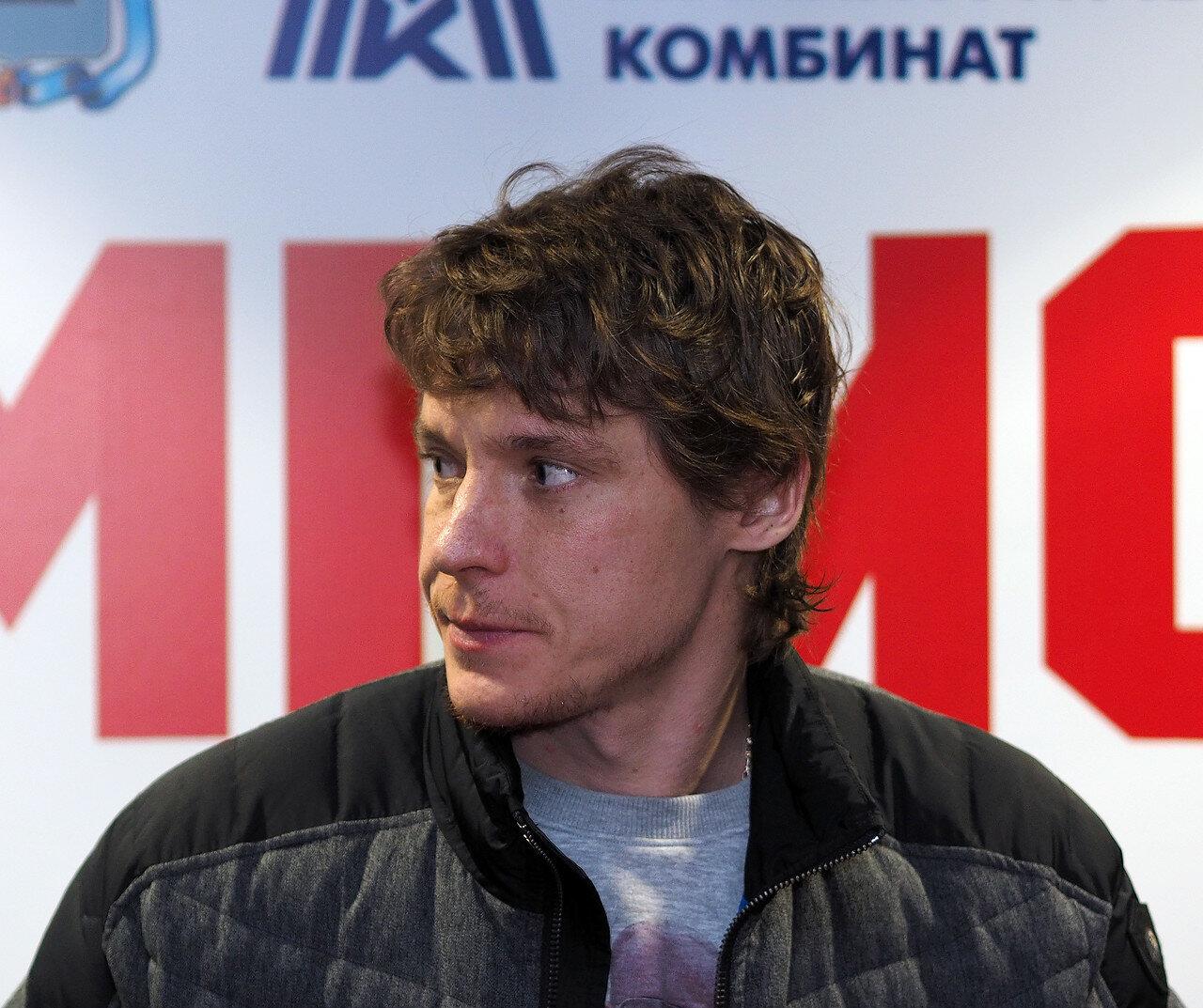 Металлург - Динамо Москва 28.12.2015