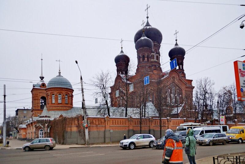 Свято-Введенский женский монастырь, Иваново