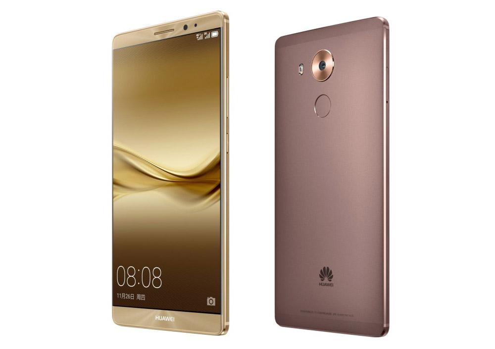 Смартфон Huawei Mate 8 поступит в реализацию 9декабря