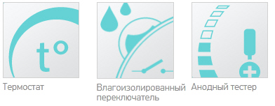 Водонагреватель Tesy GCV 12044 24D D06 TS2R Anticalc на 120 л