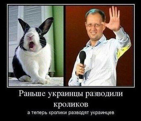 Хроники триффидов: В случае дефолта Китай обдерёт Украину, как липку