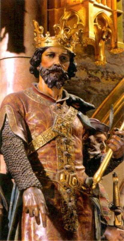 Король Лайош I Великий (1326–1382)