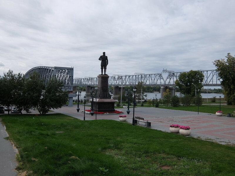 Новосибирск - Парк Городское начало