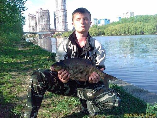 рыболовна юге москвы