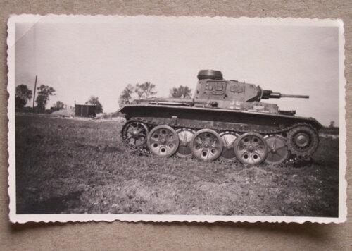 PzKpfw III Ausf G - FAMO