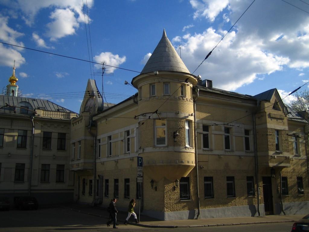 Доходный дом и особняк наследников И. Н. Филиппова – памятник архитектуры