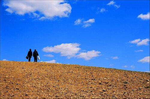 Аркаим. Гора Шаманиха.