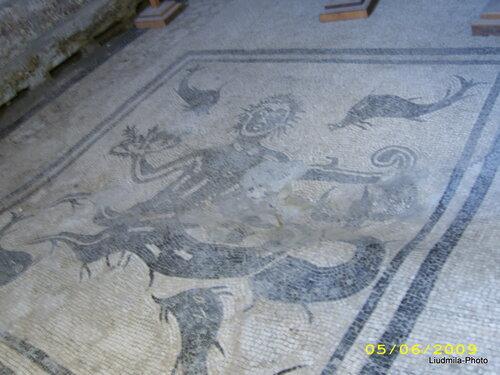 Мозаичные полы Эрколано