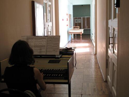 Наступление клавесинов