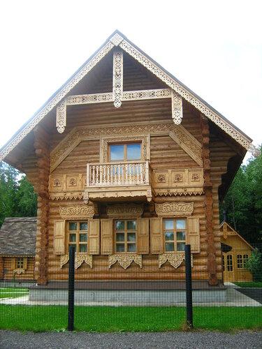 Volga — «Самый красивый дом в поселке... :)» на Яндекс.Фотках