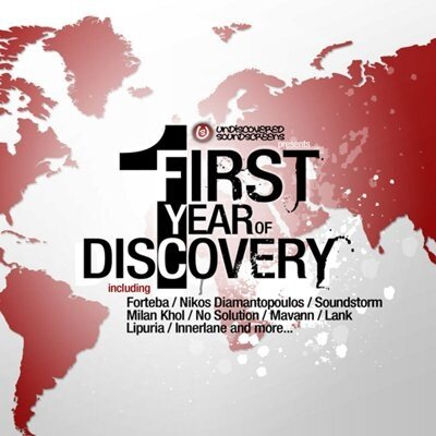 First Year Of Discovery (2009)