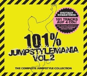 VA-101% Jumpstylemania Vol. 2
