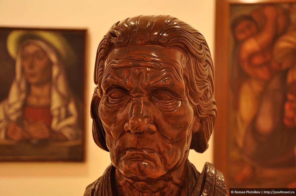 0 181a7c 824d8a54 orig День 203 205. Самые роскошные музеи в Боготе – это Музей Золота, Музей Ботеро, Монетный двор и Музей Полиции (музейный weekend)