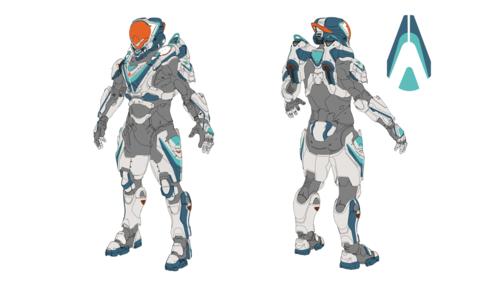 Halo 5 Свой стиль [Your Style]