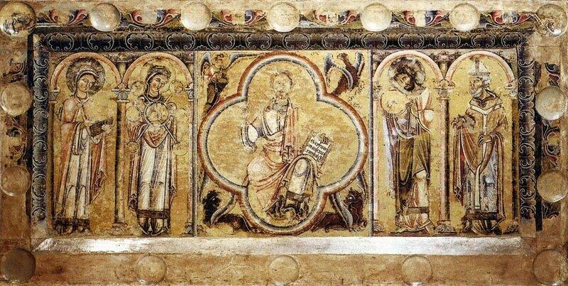 Антепендиум из Зоста, ок. 1170 года