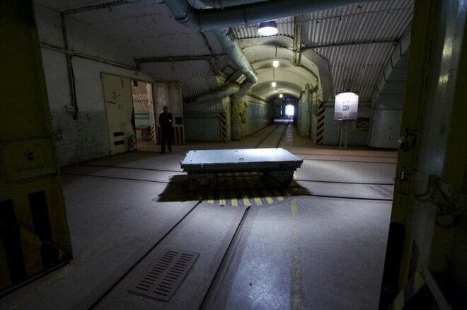 Военно-морской музейный комплекс Балаклава