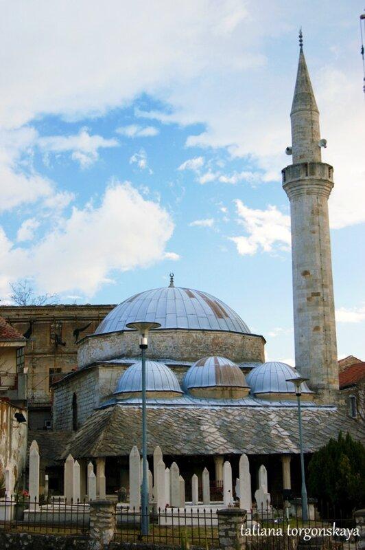 Мечеть Несух-аги Вучияковича