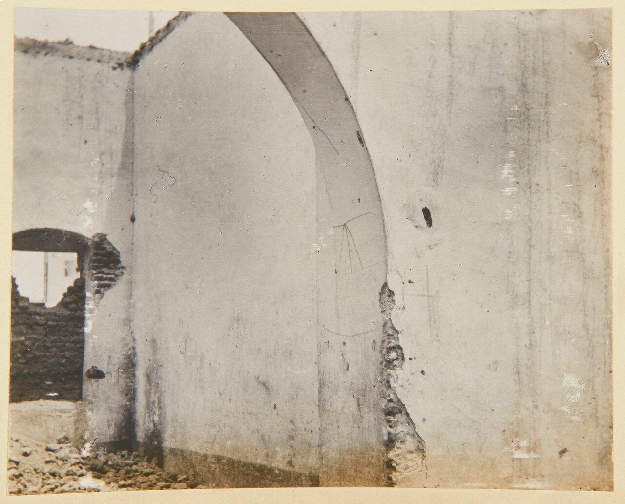 Хартум. Жилые комнаты Гордона. Сентябрь 1898.