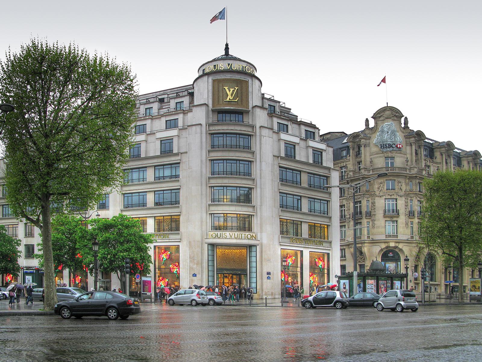 Империя роскоши Louis Vuitton