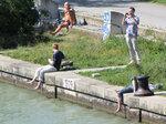 Жара на Дунае