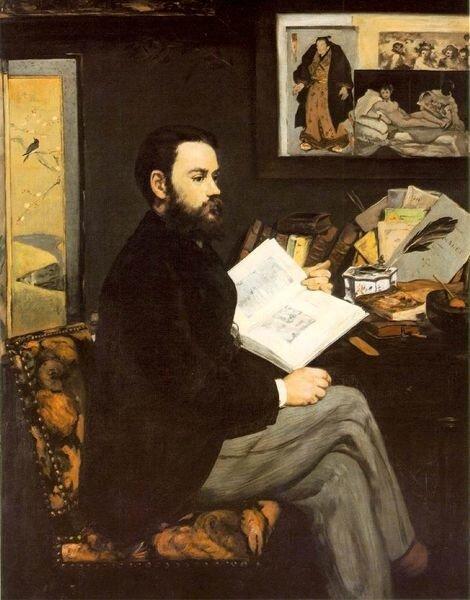 File:Manet, Edouard - Portrait of Emile Zola