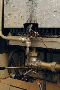 Газовые проблемы