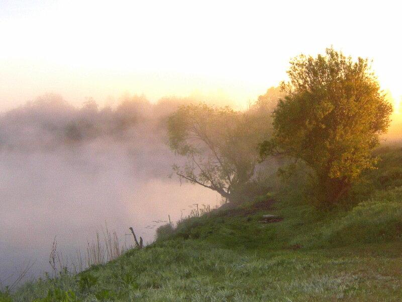 Красоты Лен.области р. Россонь