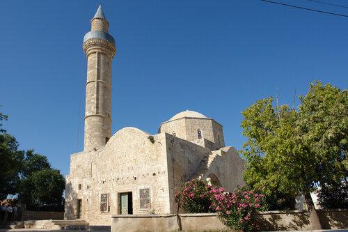 Мечеть в Пано Пафосе