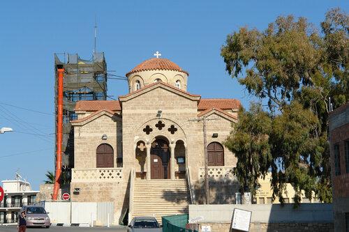 Церковь Теоскеспасти