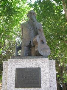 Севилья. Памятник Ниньо Рикардо