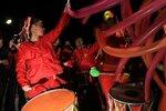 ночь музеев на винзаводе, барабанное шоу Маракату