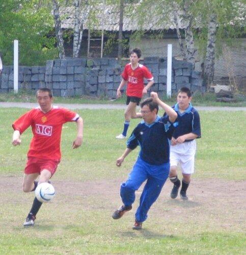 международный футбол