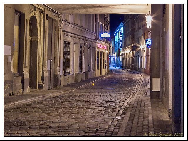 Улица Рихарда Вагнера